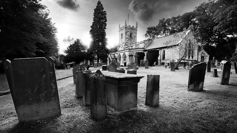 St Lawrence's Church - Eyam