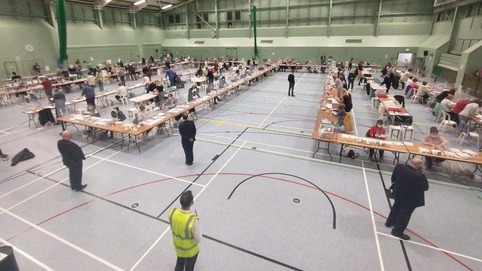 Wiltshire PCC count