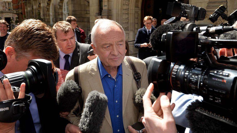 Ken Livingstone, 28 April 2016