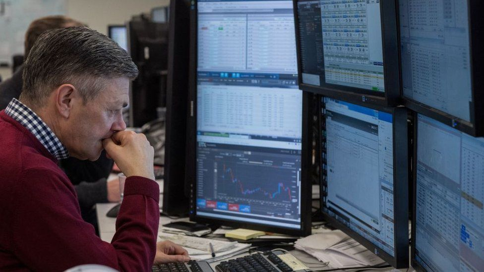 Trader at ETX Capital in London