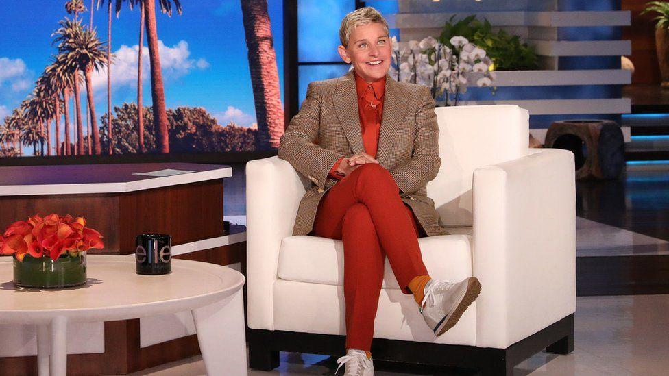 Ellen DeGeneres to end talk show after 19 years - BBC News