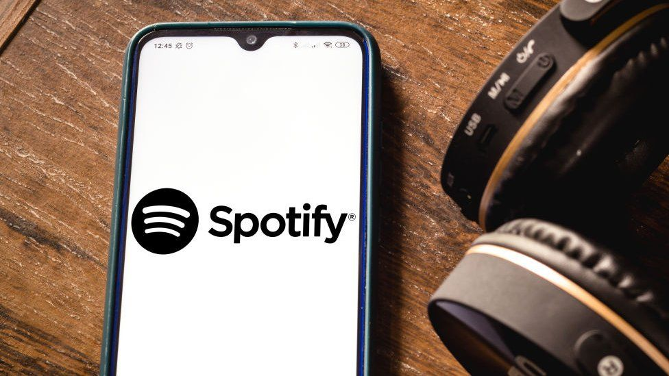 Spotify aims to recommend songs based on users' moods