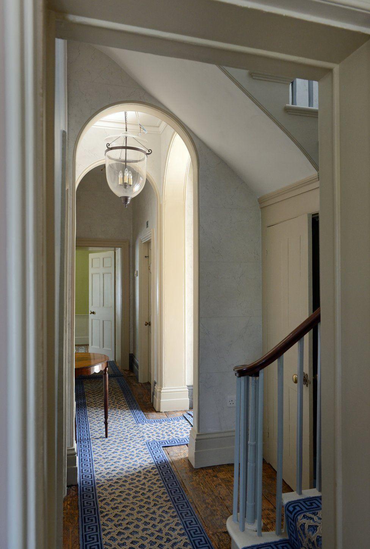 Interior of Turner's House in Twickenham