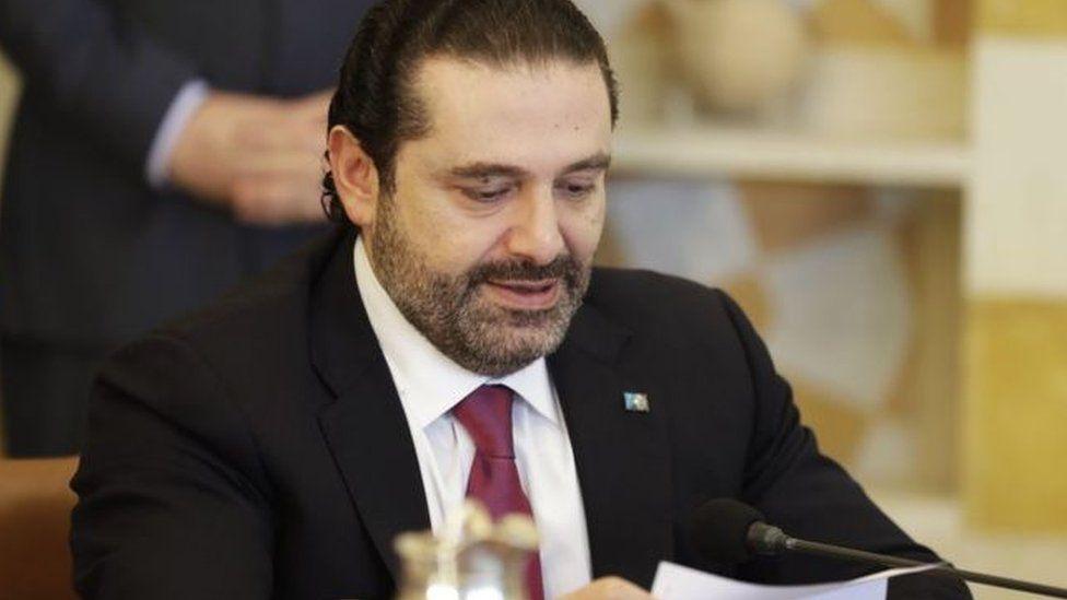"""سعد الحريري يعلن حالة """"الطوارئ الاقتصادية"""" لإنقاذ لبنان"""