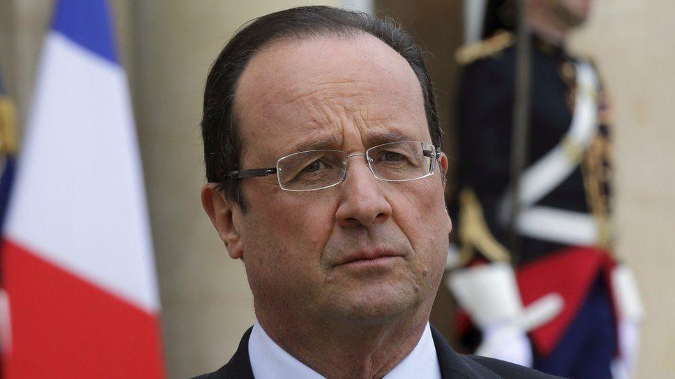Picture of Francois Hollande