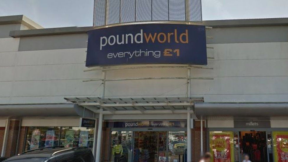 Poundworld in Llanelli is one of a number of stores to close later in July