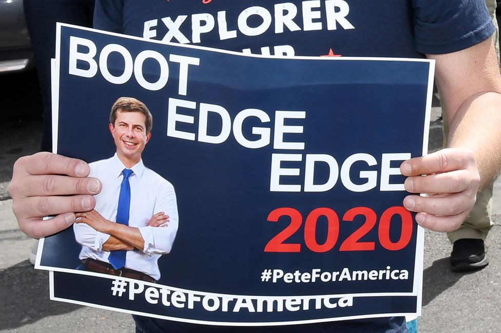 Pete Buttigieg: How a young, gay mayor became a Democratic star