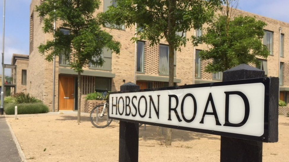 Hobson Road, Cambridge