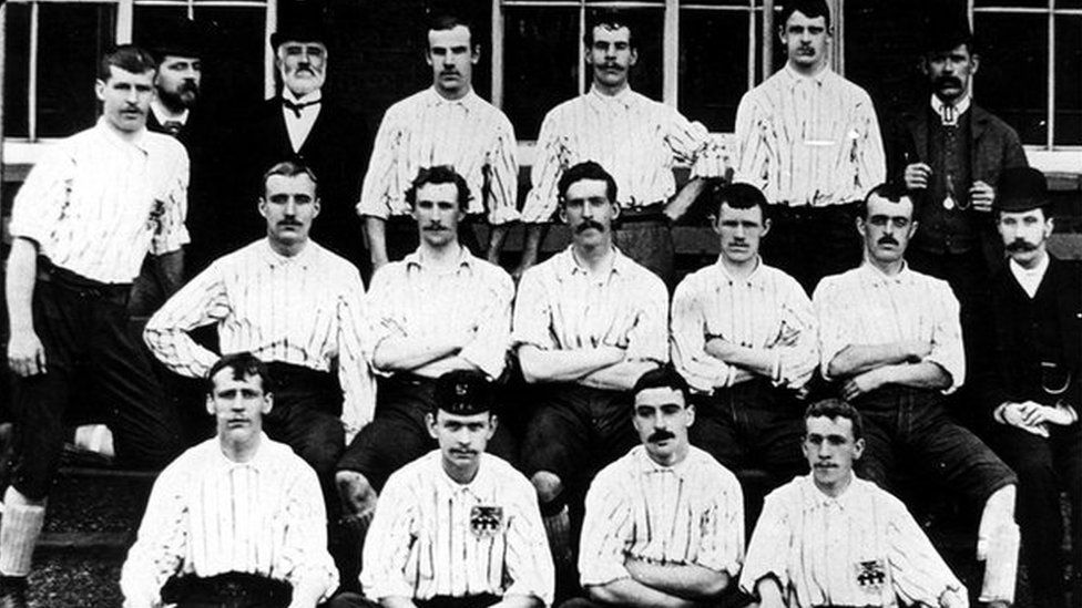Sheffield United team photo
