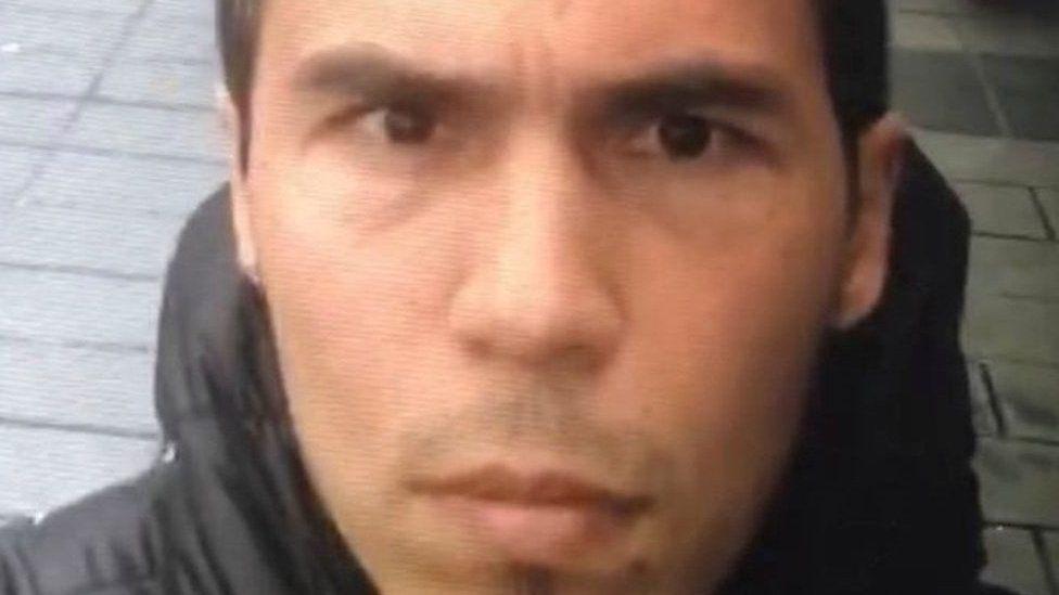 Istanbul suspect
