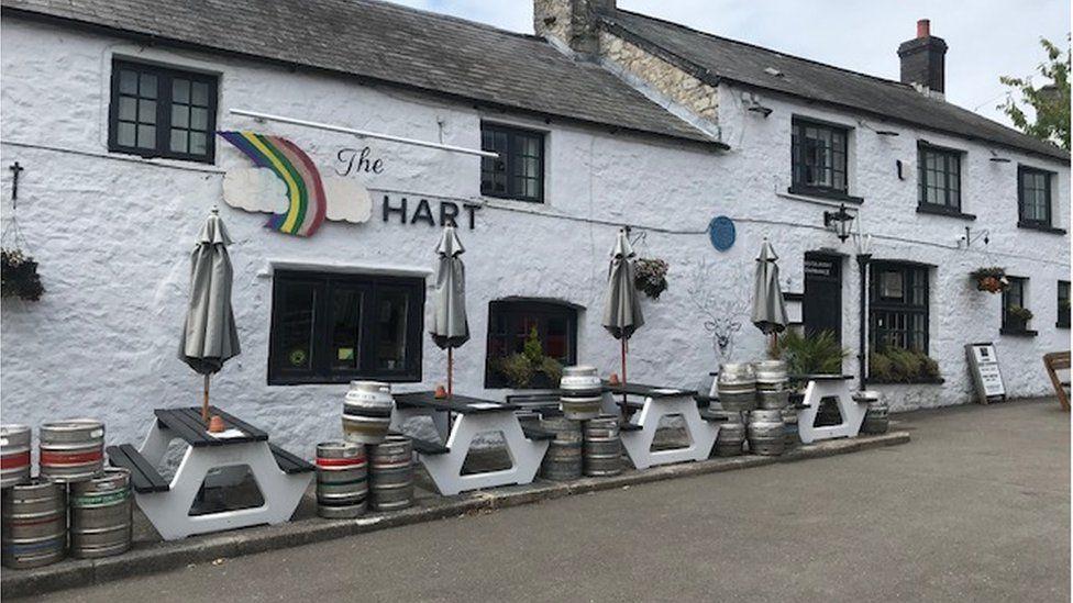 Pub in Llantwit Major