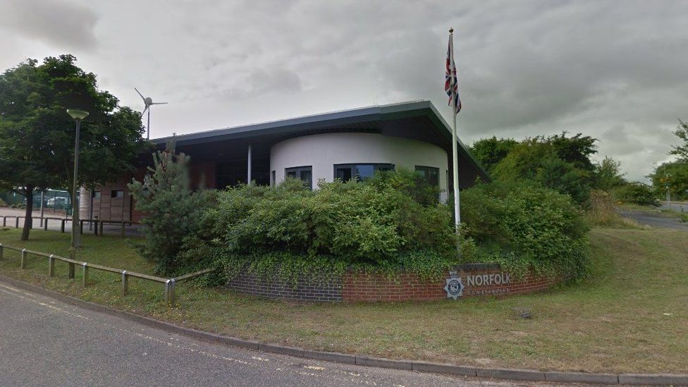 Norfolk Police's Cromer public inquiry office