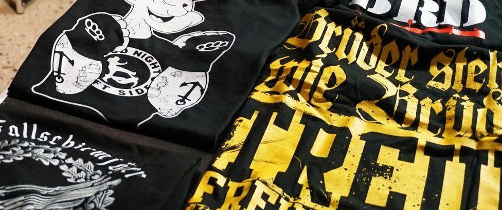 Nazi shirts