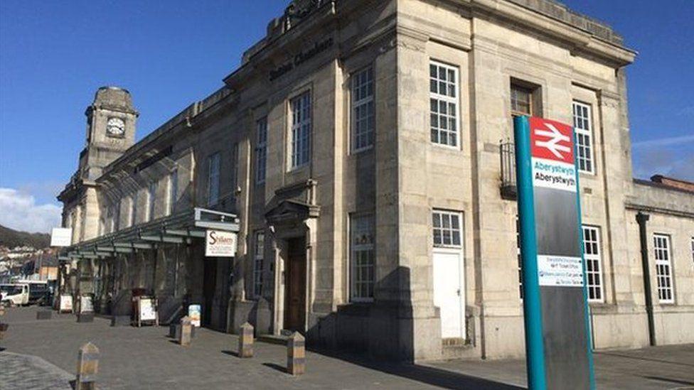 Gorsaf Aberystwyth