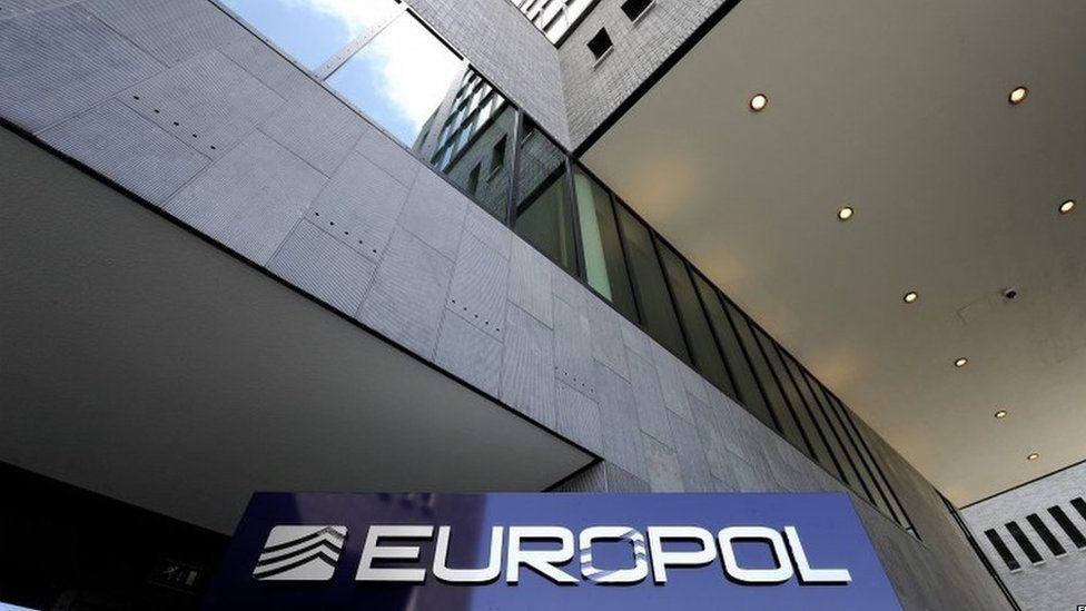 Europol's headquarters in The Hague