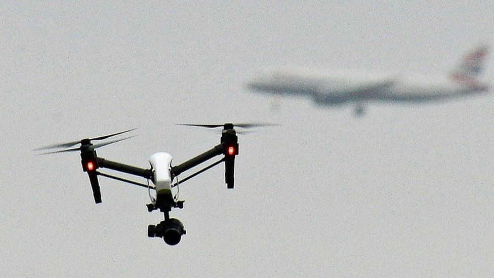 Heathrow drone protest: Police 'will prevent' disruption