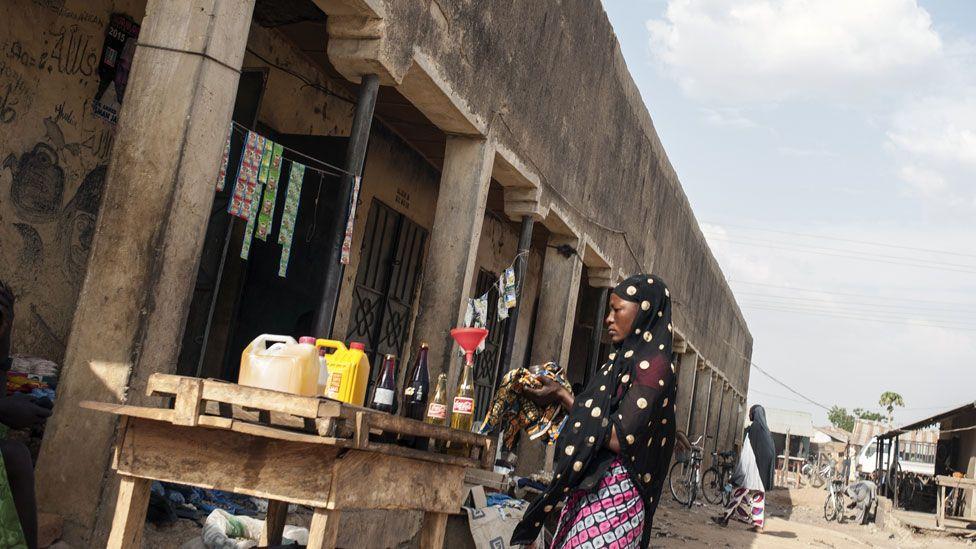 Marketplace in Mbalala