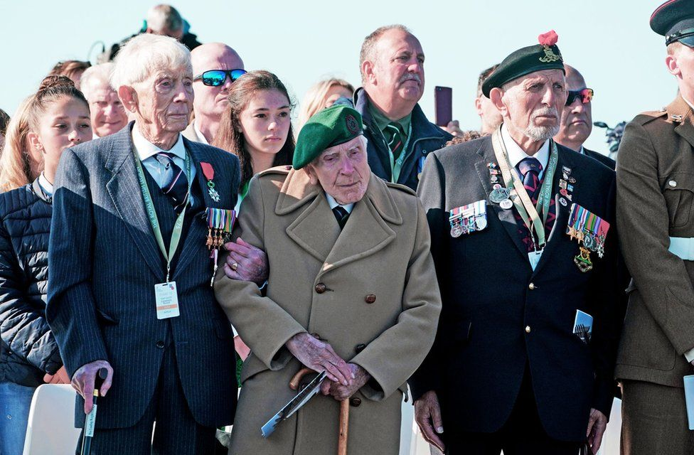 cc3c92ab4f1a D-Day anniversary events in northern France - BBC News