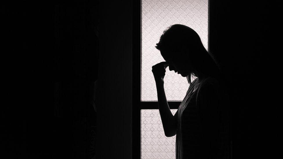 В сексуальному рабстви