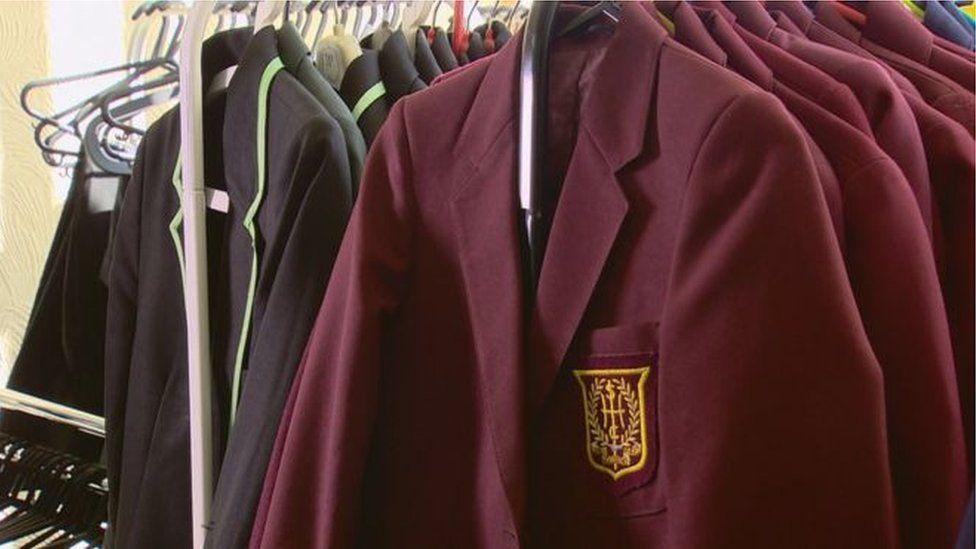 School blazers