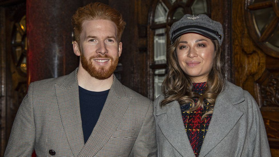Strictly Come Dancing's Neil and Katya Jones announce split