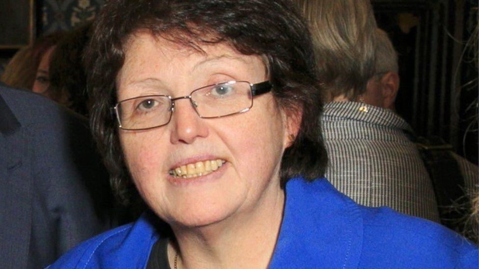 West Lancashire MP Rosie Cooper