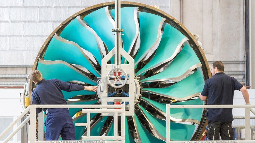 Giant jet engines aim to make our flying greener
