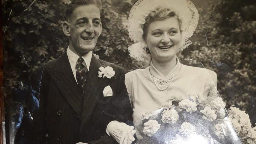 Cecil and Margaret Angell