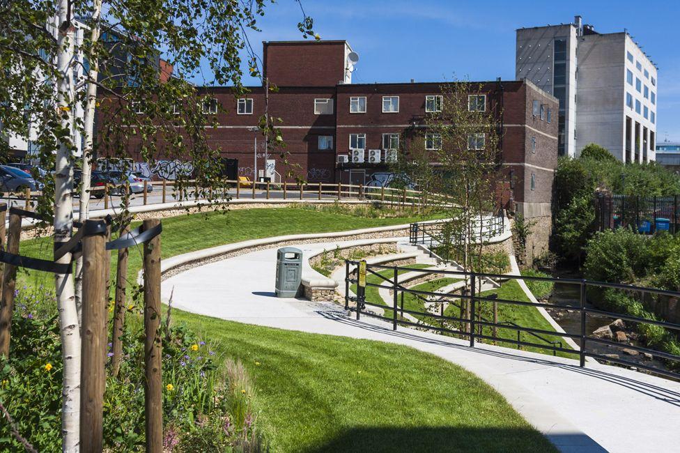 Porter Brook Pocket Park