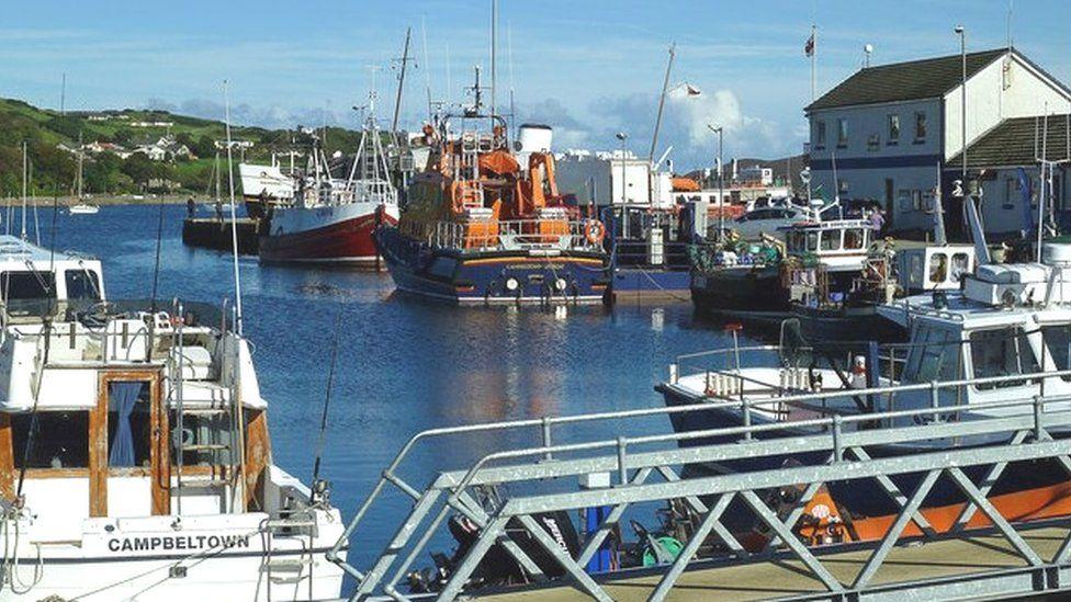 Campbeltown Harbour