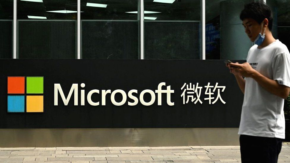 Microsoft: Chinese authorities slam 'groundless' hacking claims thumbnail