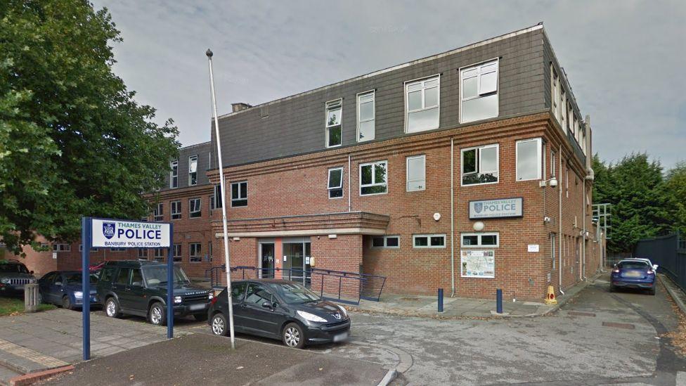 Banbury police station