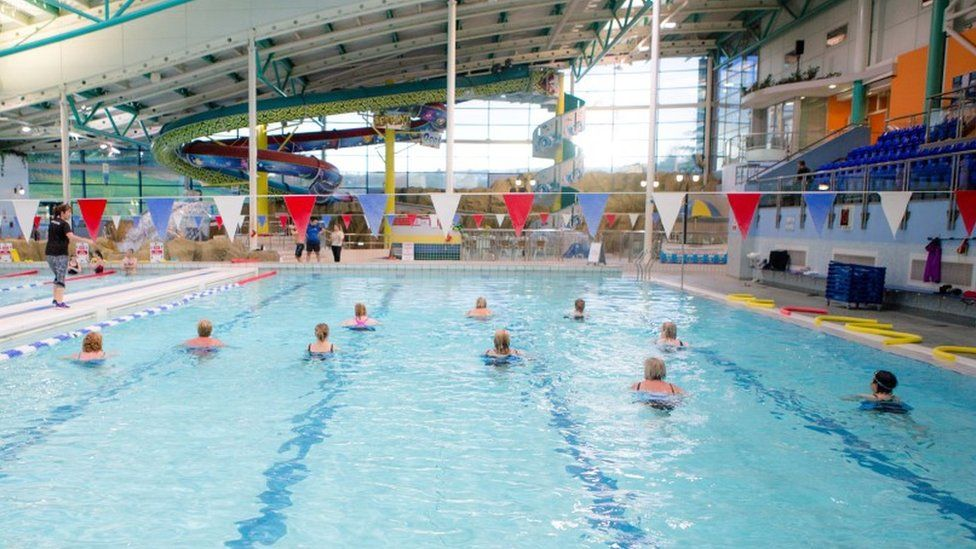 Main pool at National Sports Centre reopens after delays