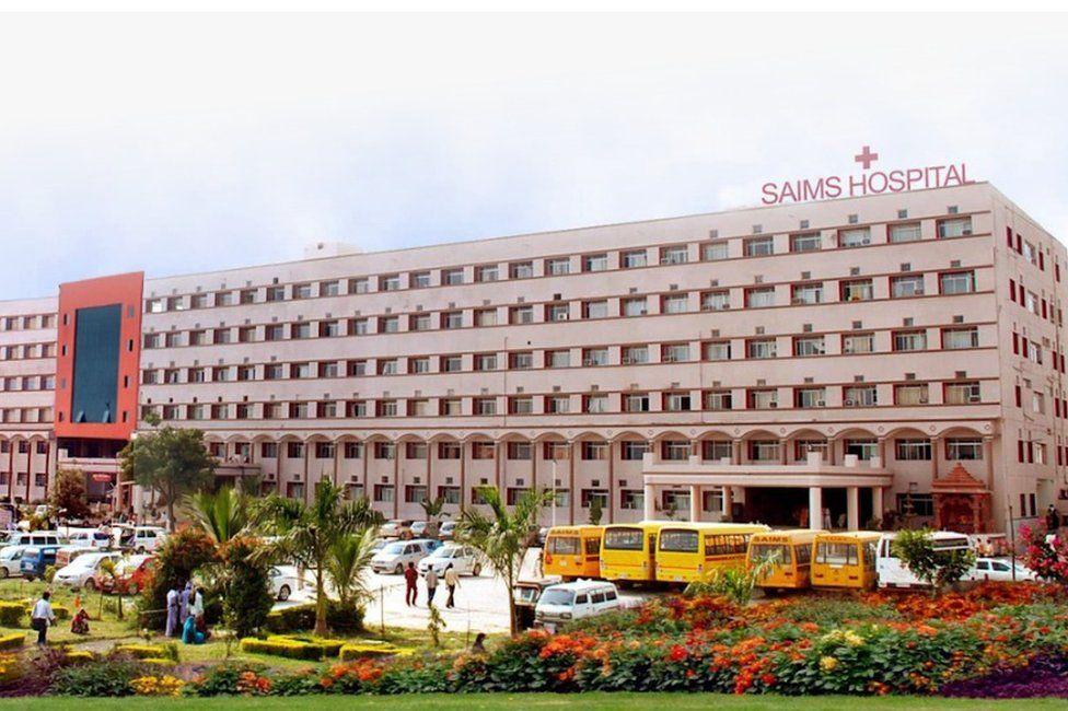 SAIMs Hospital Indore