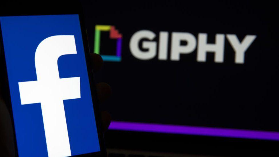 Logos Facebook Giphy