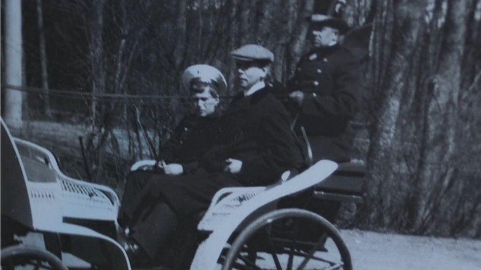 Gibbes and Tsarevich Alexei