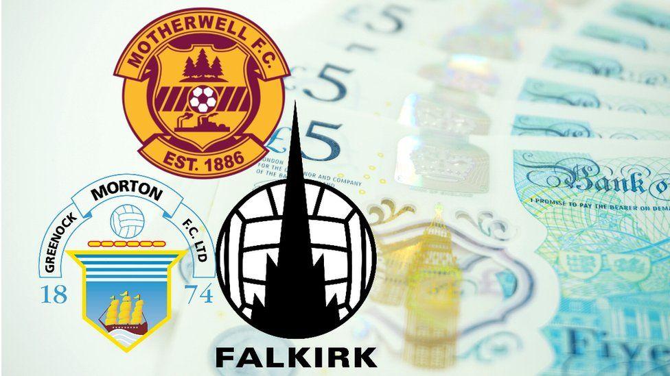 three football clubs
