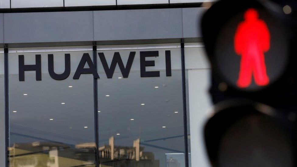 Huawei 5g Kit Must Be Removed From Uk By 2027 Bbc News