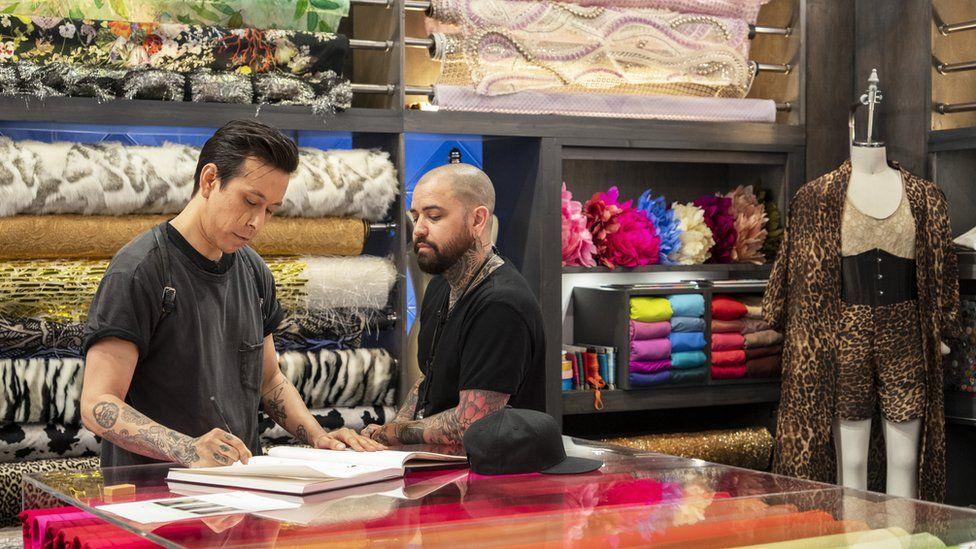 Why Tan France And Alexa Chung Created A Diverse Fashion Tv Show Bbc News