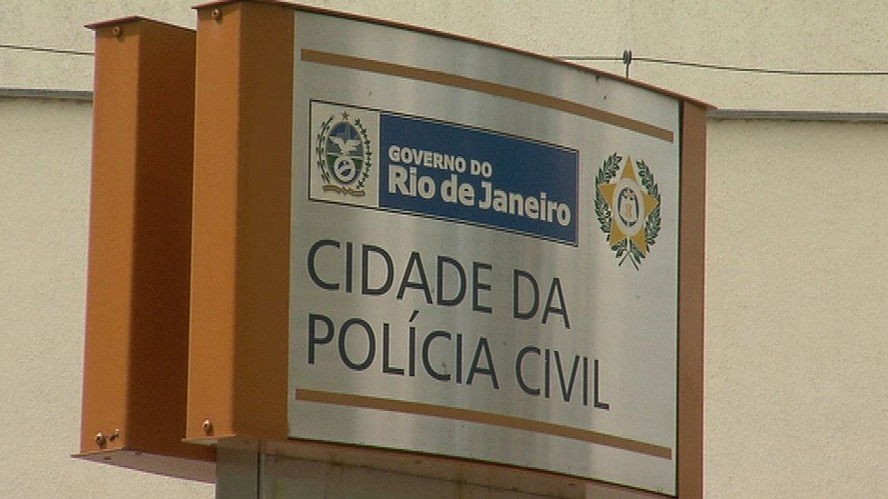 Rio police station