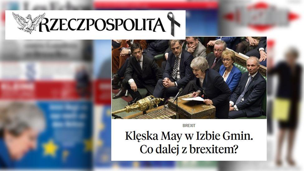 Rzeczpospolita website