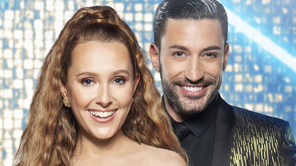 Rose Ayling-Ellis and Giovanni Pernice