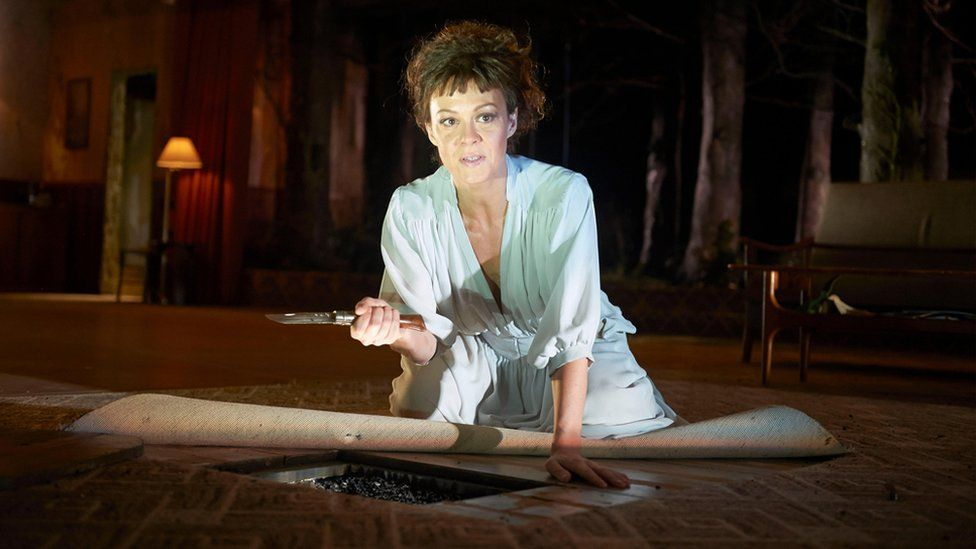 Helen McCrory as Medea