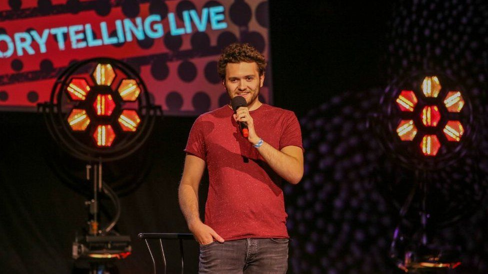 Reece Finnegan performing live