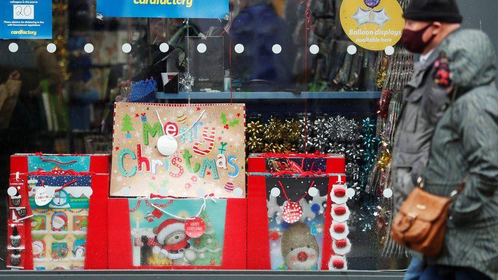 Covid Scots Told To Prepare For Digital Christmas Bbc News