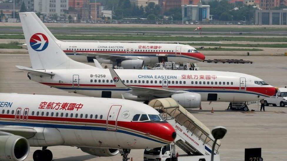 China Eastern planes