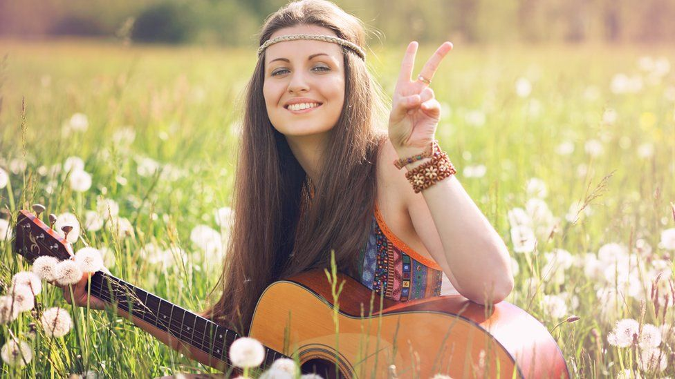 Hippies The Flowering