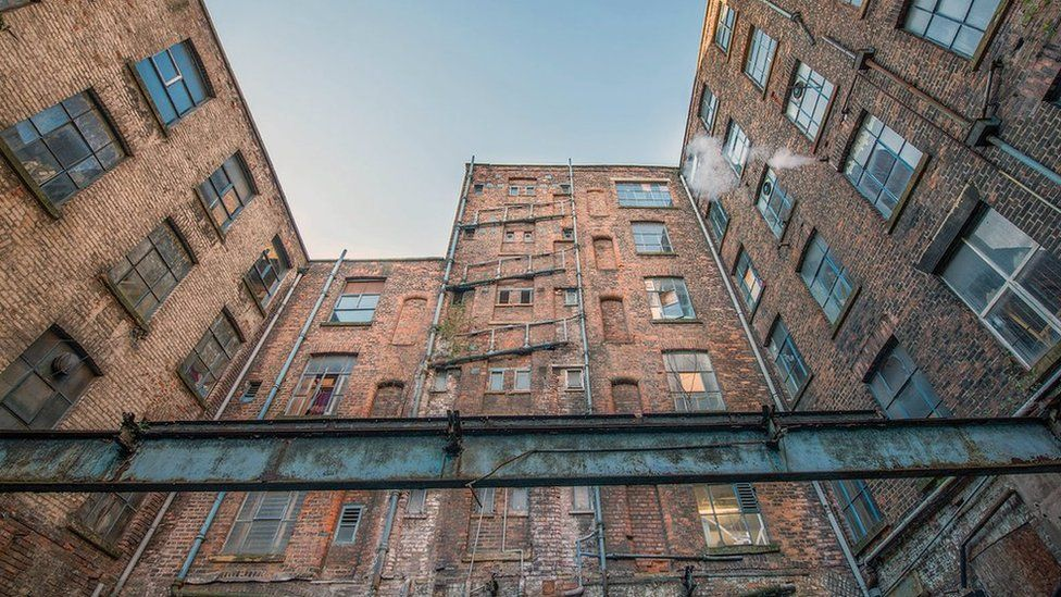 Crusader Mill, Manchester