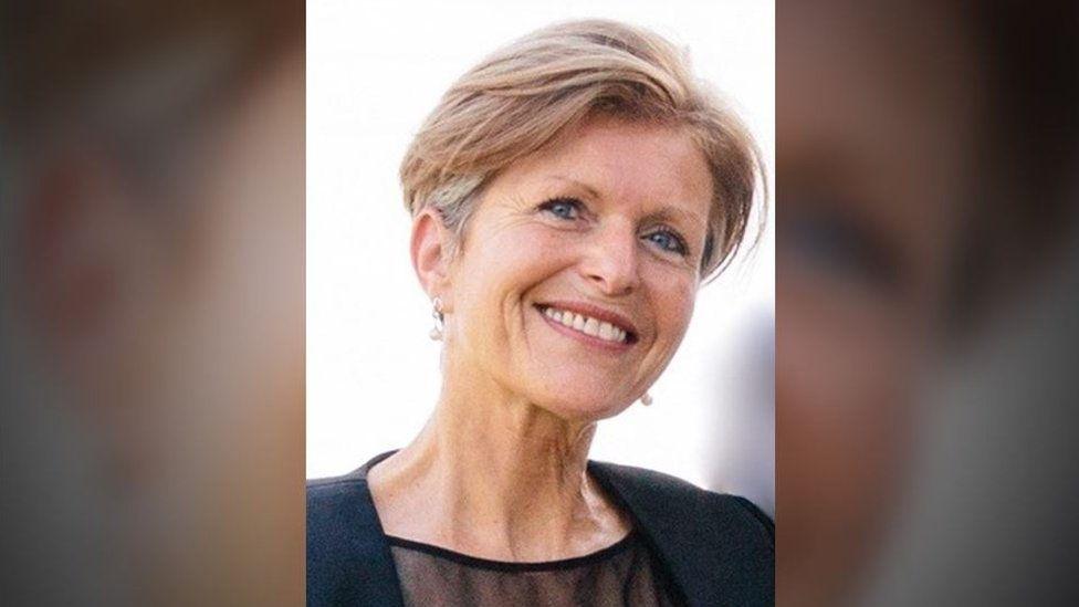 Mindfulness coach Philomena Jordan-Patrikios is behind the pop-up menopause cafe