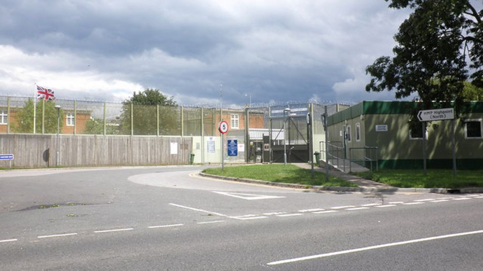 Highpoint Prison entrance
